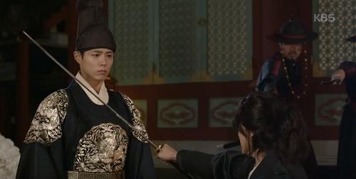 may hoa anh trang tap 16: co ai ngo, kim yoo jung lai thoat chet bang cach nay - 10