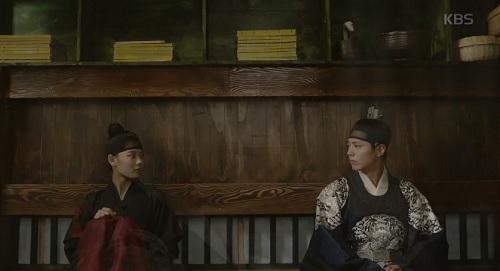 may hoa anh trang tap 16: co ai ngo, kim yoo jung lai thoat chet bang cach nay - 6
