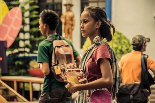 "nhung be gai ban rong mang guong mat thien than khien dan mang ""dien dao"" - 9"