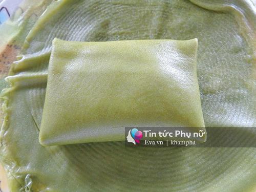 banh crepe tra xanh sau rieng chuan vi - 11