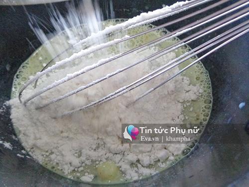 banh crepe tra xanh sau rieng chuan vi - 4