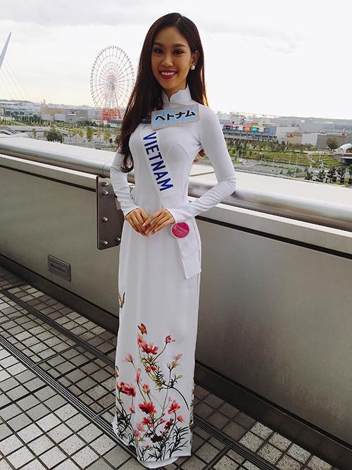 phuong linh mang dua tram huong toi hoa hau quoc te 2016 - 3