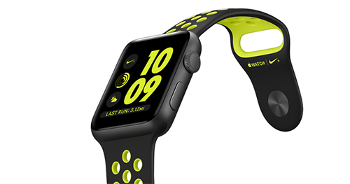 apple watch phien ban nike+ ra mat ngay 28/10 - 2