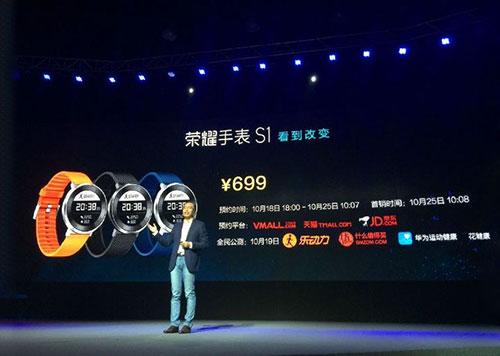 honor trinh lang tablet media pad 2 va smartwatch watch s1 - 3
