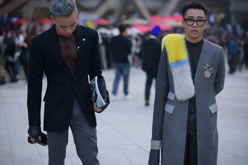 hoang ku chat lu den tung centimet di xem seoul fashion week 2016 - 4