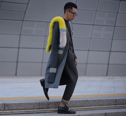 hoang ku chat lu den tung centimet di xem seoul fashion week 2016 - 3