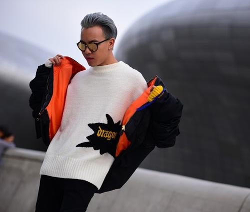 hoang ku chat lu den tung centimet di xem seoul fashion week 2016 - 10