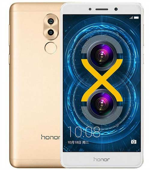 huawei honor 6x: smartphone tam trung so huu camera sau kep - 1