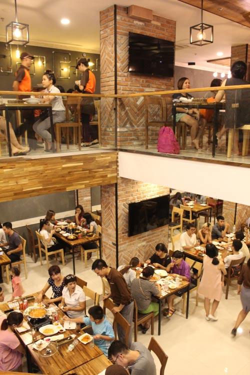 Nhà hàng donchicken đánh dấu sự xuất hiện đầu tiên tại hà nội - 2