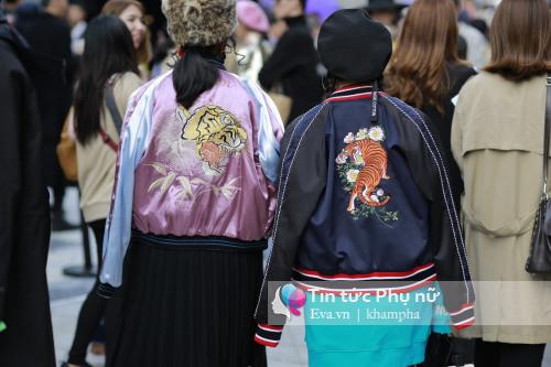 man nhan vi tin do thoi trang khoe sac tai seoul fashion week - 3