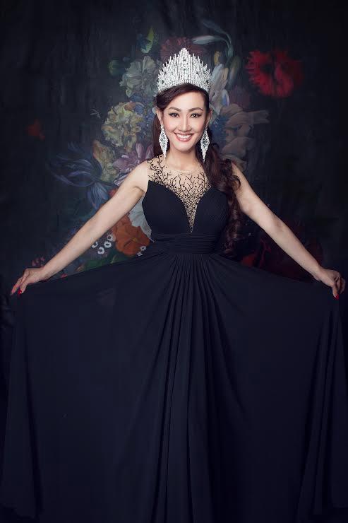 tracy hang nguyen, nhan sac goc viet dac biet nhat tai mrs world 2016 - 2