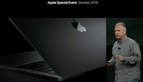 apple trinh lang tuyet pham macbook pro moi voi touch bar - 2