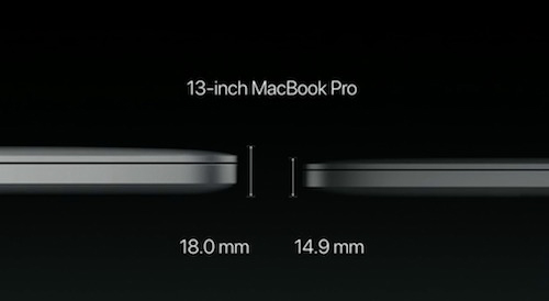 apple trinh lang tuyet pham macbook pro moi voi touch bar - 7