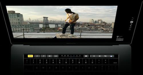 apple trinh lang tuyet pham macbook pro moi voi touch bar - 8