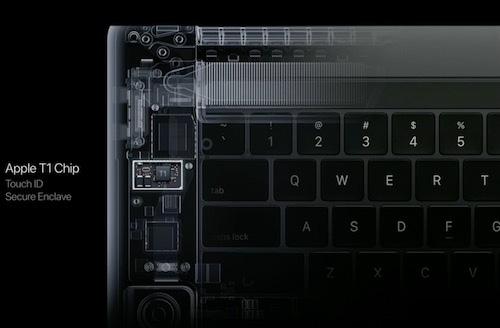 apple trinh lang tuyet pham macbook pro moi voi touch bar - 10