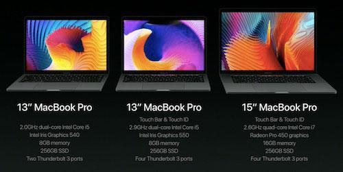 apple trinh lang tuyet pham macbook pro moi voi touch bar - 3