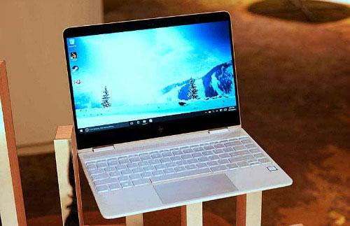 """hp spectre x360: laptop 2 trong 1 thiet ke dep, hieu suat """"trau"""" - 5"""