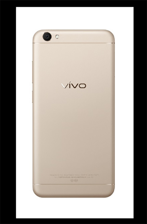 Vivo Y67 thiết kế kim lọai, camera tự sướng 16MP-1