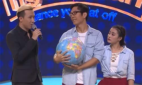 tv show: hoc tro dong nhi dang quang thuyet phuc; thi sinh ra ve vi... xin do an cua ban - 13