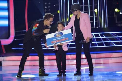 tv show: hoc tro dong nhi dang quang thuyet phuc; thi sinh ra ve vi... xin do an cua ban - 7
