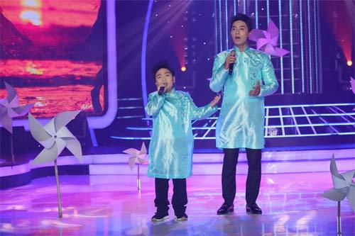 tv show: hoc tro dong nhi dang quang thuyet phuc; thi sinh ra ve vi... xin do an cua ban - 6