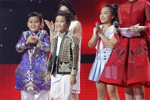 tv show: hoc tro dong nhi dang quang thuyet phuc; thi sinh ra ve vi... xin do an cua ban - 1