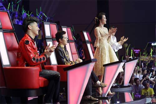 tv show: hoc tro dong nhi dang quang thuyet phuc; thi sinh ra ve vi... xin do an cua ban - 3