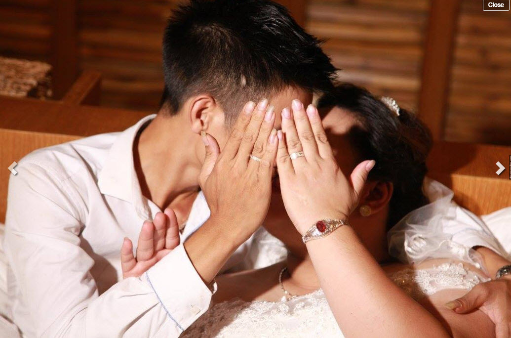"cap doi hot nhat mxh: chang trai ""gay nhom"" me co nang hon minh 30kg - 8"