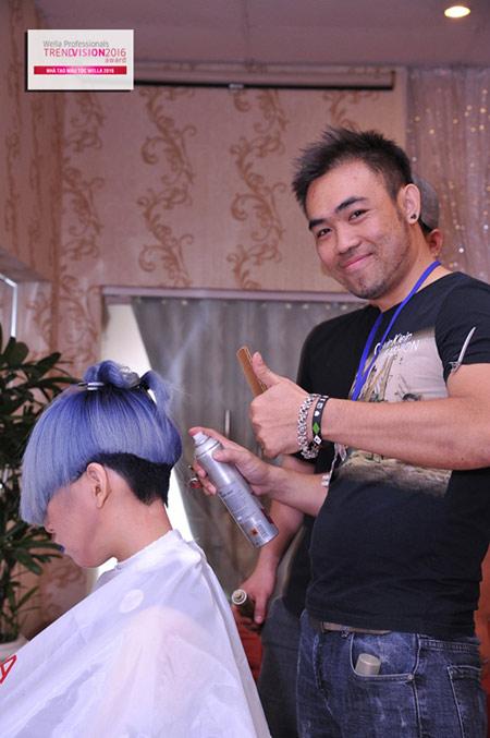International Trend Vision Award 2016: Showcase hàng đầu về xu hướng tóc - 5