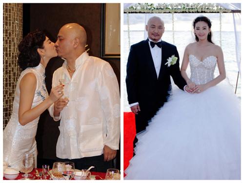 Lộ ảnh cưới của chồng mới Trương Vũ Kỳ và người vợ trước-4