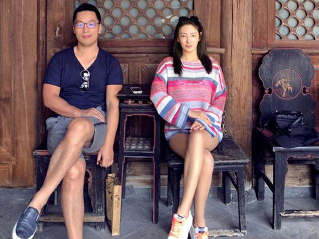 Lộ ảnh cưới của chồng mới Trương Vũ Kỳ và người vợ trước-1