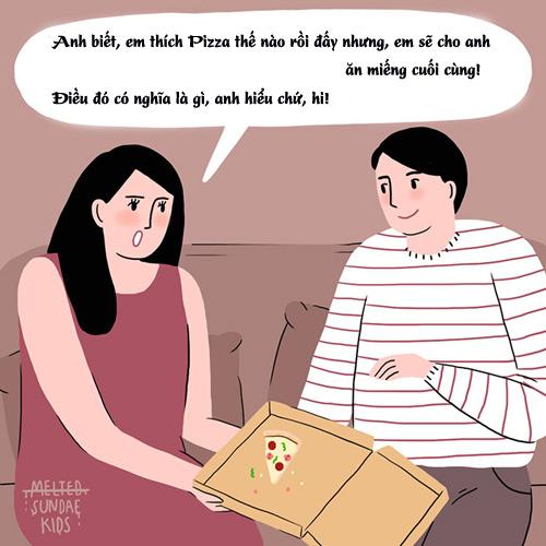Những hành động nhỏ cực đáng yêu, tất cả các cặp vợ chồng đều nên thử một lần...-9