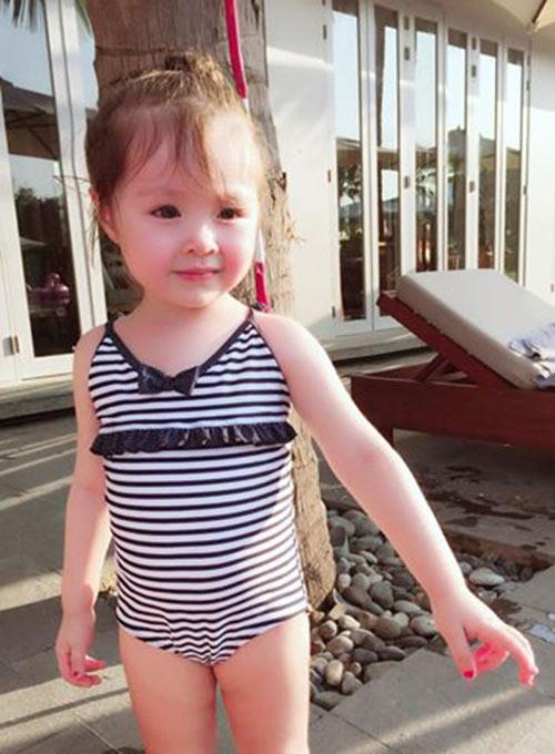 Lâu lắm Elly Trần mới khoe ảnh Cadie, nhiều người ngỡ ngàng vì cô bé đã quá lớn-3