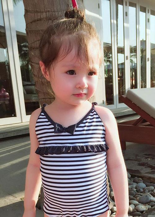 Lâu lắm Elly Trần mới khoe ảnh Cadie, nhiều người ngỡ ngàng vì cô bé đã quá lớn-4