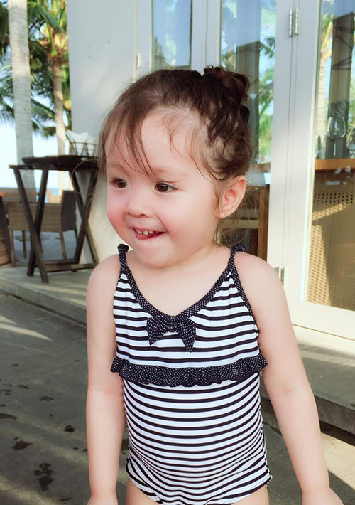 Lâu lắm Elly Trần mới khoe ảnh Cadie, nhiều người ngỡ ngàng vì cô bé đã quá lớn-6