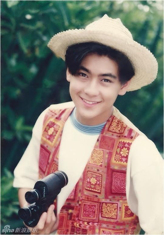 "loat anh chung minh nhan sac dien trai ""vuot thoi gian"" cua lam chi dinh - 13"