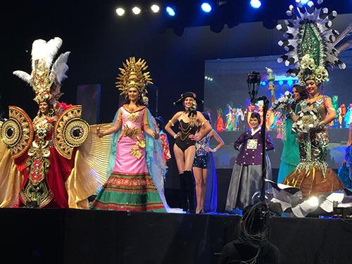 hoa hau kim hong tang non la va hoa sen cho tan mrs world 2016 - 4