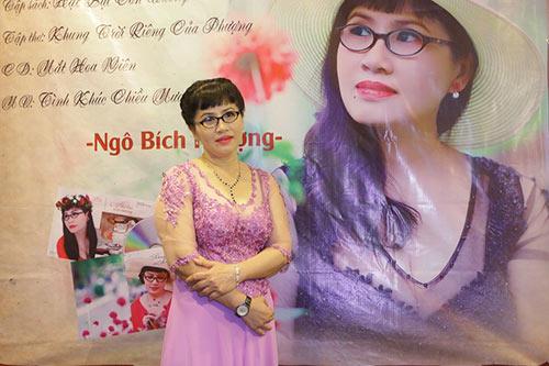 """""""hat bui con vuong"""" - chan dung song dong nhung buon tui cua ngo bich phuong - 1"""