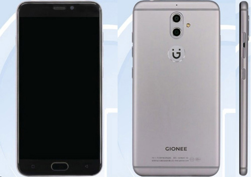 gionee s9 lo diem chuan, co camera kep - 1
