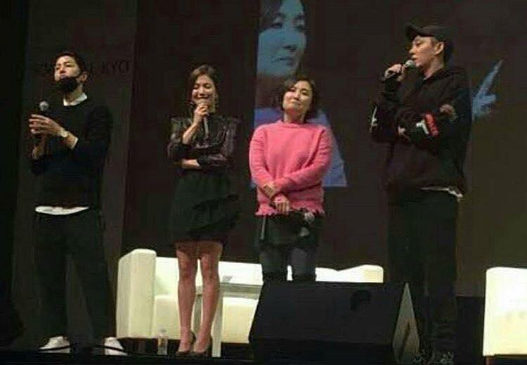 """song hye kyo: """"toi thuong uong soju voi joong ki, uong sam panh voi ah in"""" - 7"""