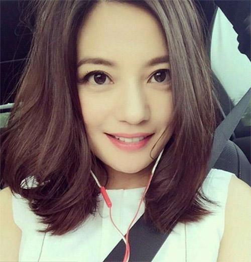 Lâm Tâm Như còn đang bầu, con gái Triệu Vy đã sắp thành đại mỹ nhân giống mẹ-3