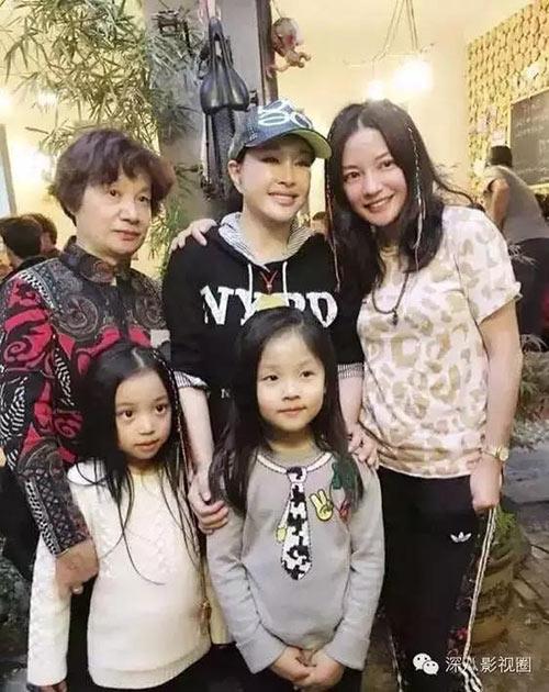 Lâm Tâm Như còn đang bầu, con gái Triệu Vy đã sắp thành đại mỹ nhân giống mẹ-7