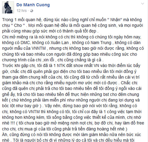 "qua nhieu scandal, vietnam's next top model lieu co ""khai tu"" nhu phien ban my - 4"