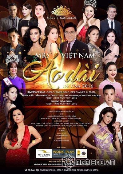 valencia tran len duong tham gia mrs vietnam aodai tai my - 1
