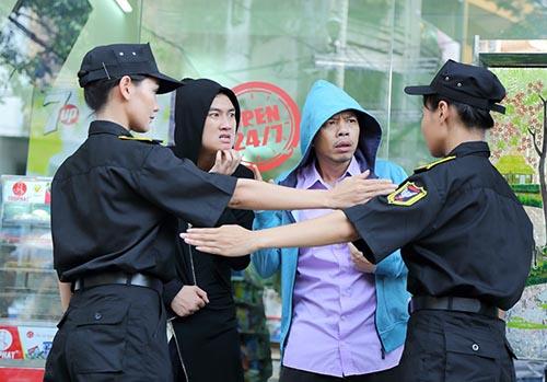 """thai hoa cung """"con trai hot boy"""" xuyen khong den the gioi moi - 4"""