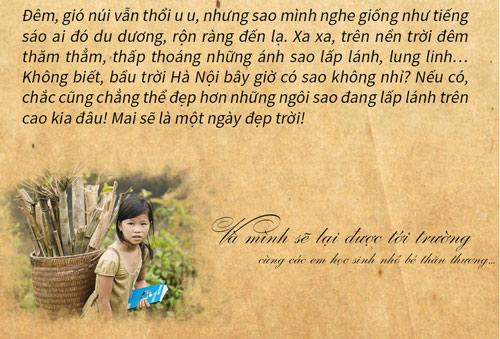 20-11 đầu tiên ở vùng cao, nhớ Hà Nội đến nao lòng-2