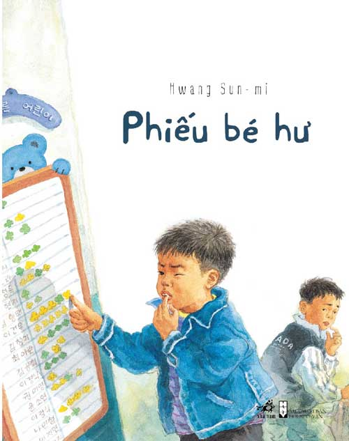 """tac gia """"phieu be hu"""" noi tieng han quoc sang viet nam - 5"""