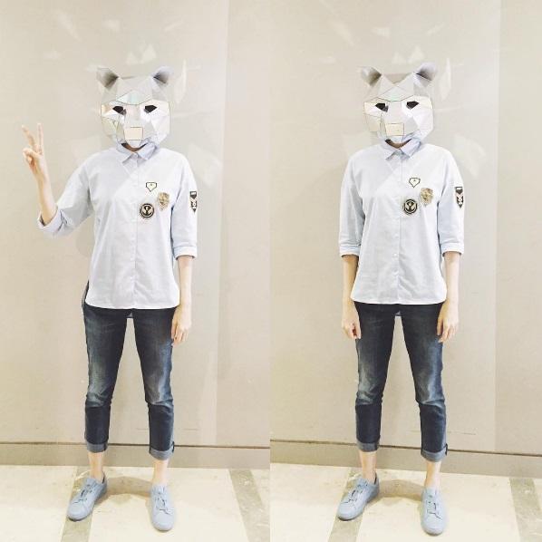 Chiếc áo 999 ngàn che bụng bầu cực đỉnh của Tăng Thanh Hà - 6