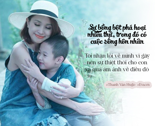 "thanh van hugo - ""ba me don than"" can truong va nhung noi niem giau kin - 2"