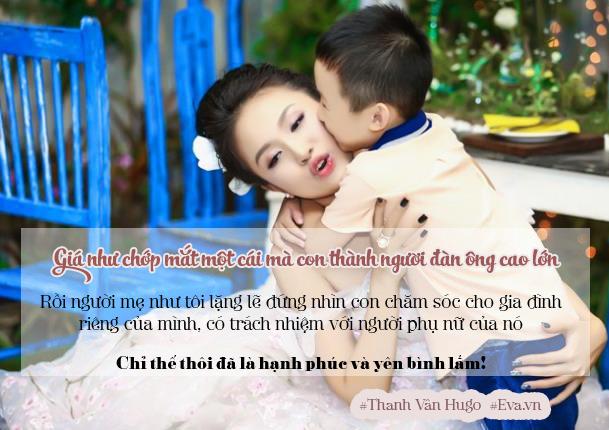"thanh van hugo - ""ba me don than"" can truong va nhung noi niem giau kin - 5"